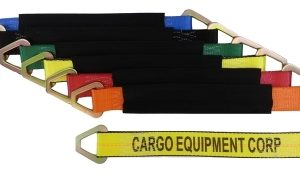 How To use Axle Straps when transporting a vehicle